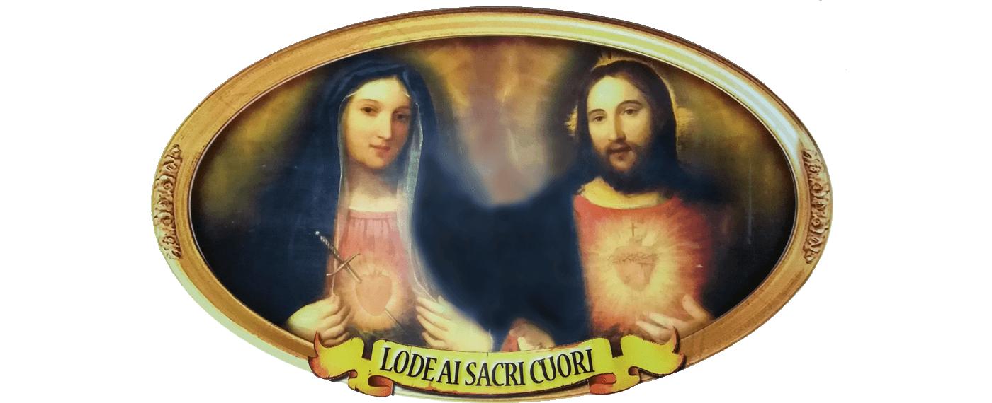 Devoción a los Sagrados Corazones